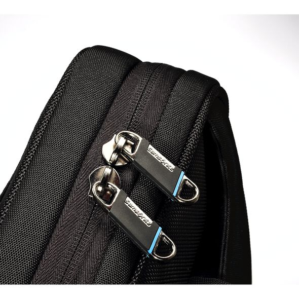 Samsonite Viz Air Laptop Slimbrief in the color Black.