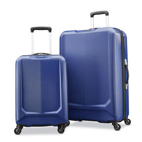 Samsonite BLX Lite 2 Piece Set in the color Blue.