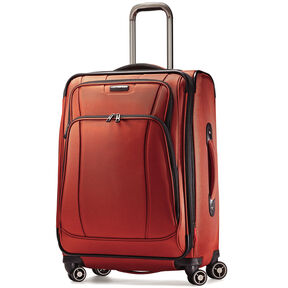 "Samsonite DK3 29"" Spinner in the color Orange Zest."