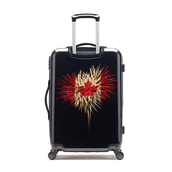 Canadian Tourister Collection Spinner Large in the color Celebration.