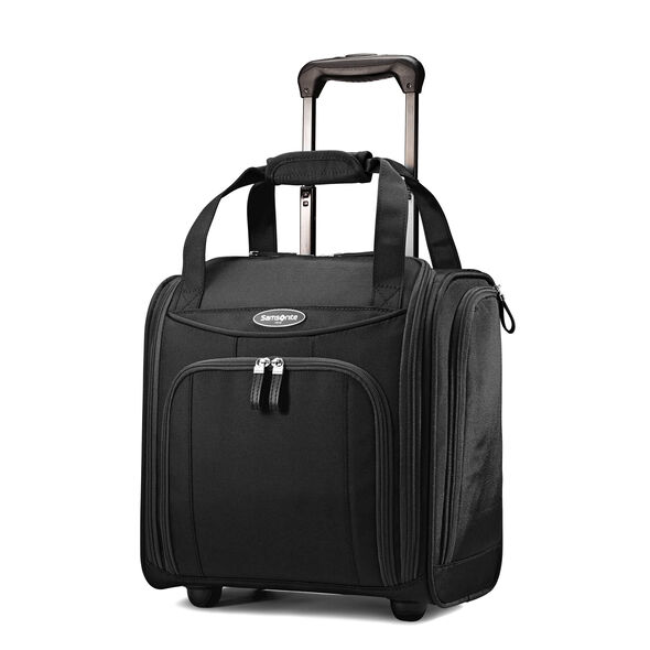 Samsonite Small Rolling Underseater in the color Black.