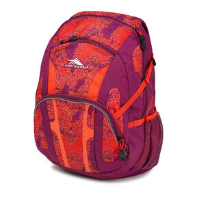 High Sierra Composite Backpack in the color Moroccan Tile.