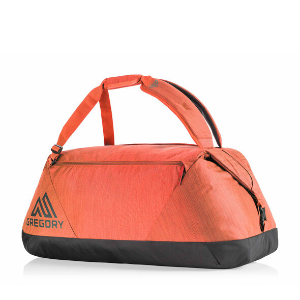 Stash 95 Duffel in the color Autumn Rust.