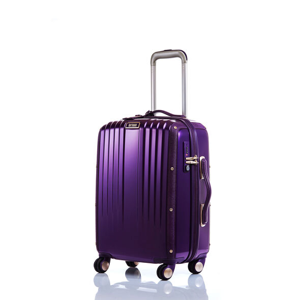 "Hartmann Denovo 20"" Spinner in the color Violet."