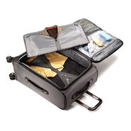"Samsonite DK3 25"" Spinner in the color Charcoal."