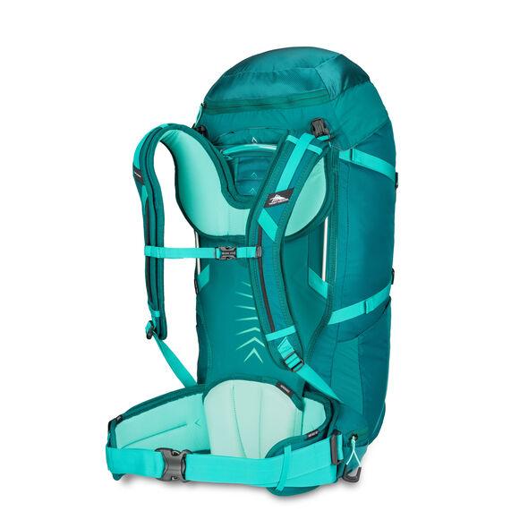 High Sierra Karadon 45 L M-L in the color Aquamarine/ Spearmint.