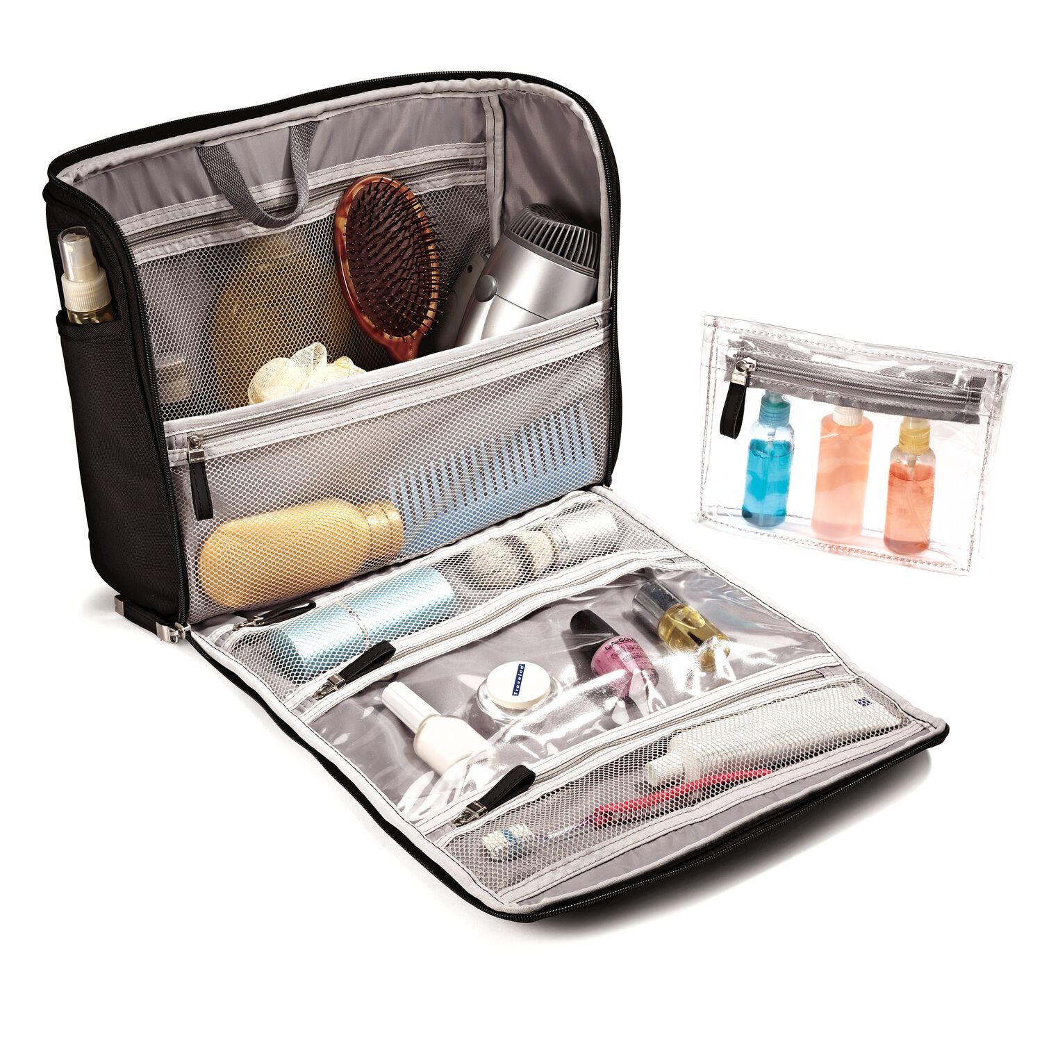 . Travel Bathroom Kit