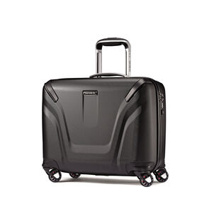 Samsonite Silhouette Sphere 2 Hardside Spinner Business Case in the color Black.
