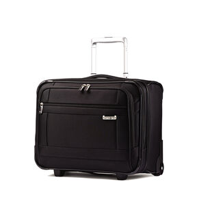 Samsonite SoLyte Wheeled Boarding Bag in the color Black.