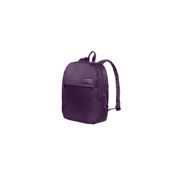 Lipault City Plume Backpack XS in the color Purple.