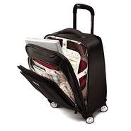 Samsonite Hyperspace XLT Spinner Boarding Bag in the color Black.