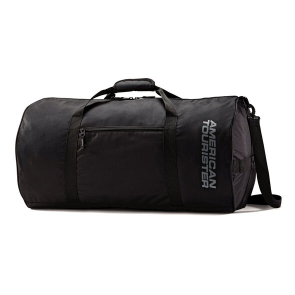 "American Tourister 26"" All Day Duffel in the color Black."