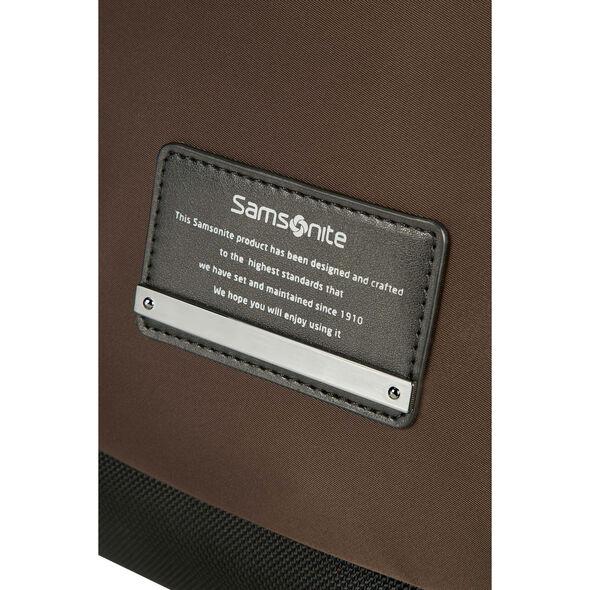 "Samsonite Openroad 15.6"" Laptop Backpack in the color Chestnut Brown."