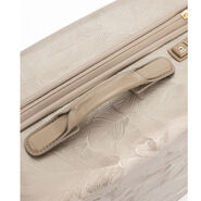 "Samsonite Black Label Magpie 24"" Spinner in the color Ivory Gold."