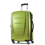 "Samsonite Reflex 2 24"" Expandable Spinner in the color Lime."