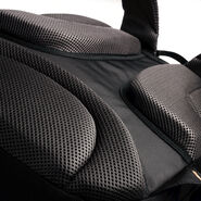 Samsonite Tectonic Large Backpack in the color Black.