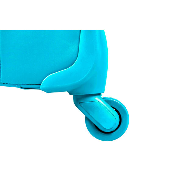 Lipault Original Plume Spinner 72/26 in the color Riviera Blue.