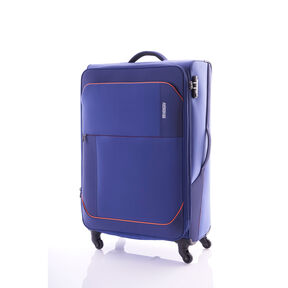 "American Tourister Warren 30"" Spinner in the color Warren Blue."