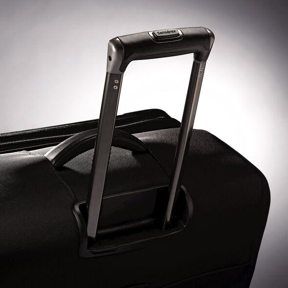 """Samsonite Pro 4 DLX 21"""" Spinner in the color Black."""