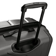 "Samsonite Fiero 24"" Spinner in the color Charcoal."