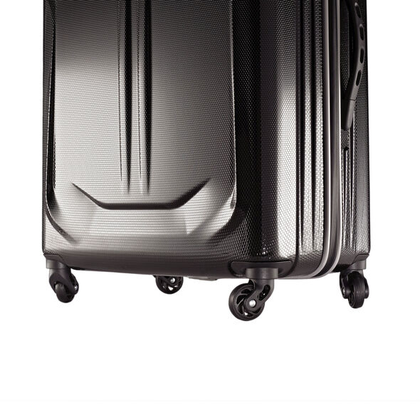 "Samsonite Lift2 29"" Hardside Spinner in the color Black."