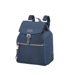 Samsonite Karissa Backpack 1 Pocket in the color Midnight Blue.