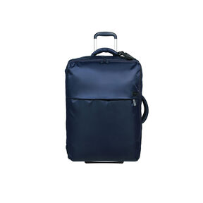 Lipault 0% Pliable Upright 65/24 in the color Navy.