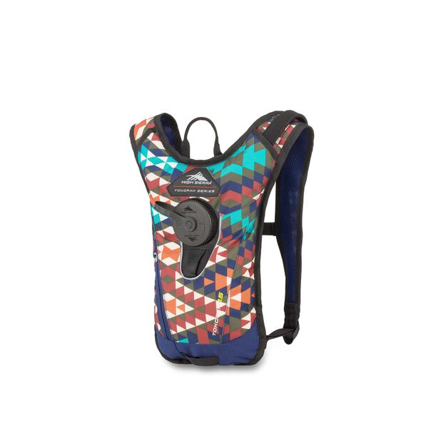 High Sierra Tokopah 1.5L Hydration Pack in the color Georgia/True Navy.