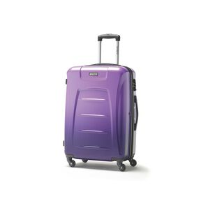 Samsonite Winfield 3 Fashion Spinner Large in the color Purple Ombre.