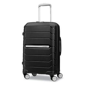 Samsonite Freeform Spinner Carry-On in the color Black.