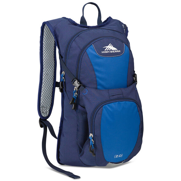 High Sierra Classic 2 Series Longshot 70 Hydration Pack in the color True Navy/Royal.