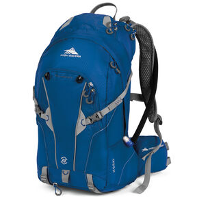 High Sierra Moray 22L Hydration Pack in the color Royal Cobalt/Silver.