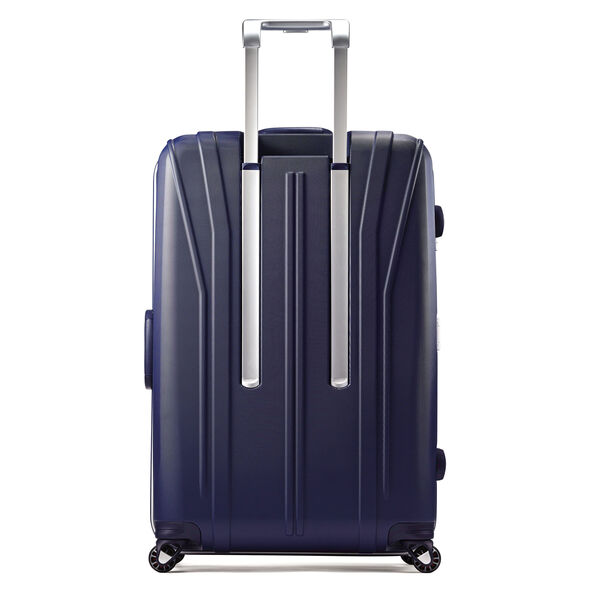 "Samsonite Outline Sphere 2 Hardside 29"" Spinner in the color Blue."