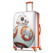 "American Tourister Star Wars 28"" Spinner in the color BB8 All Ages."