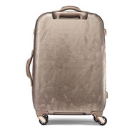 "Samsonite Black Label Magpie 28"" Spinner in the color Ivory Gold."