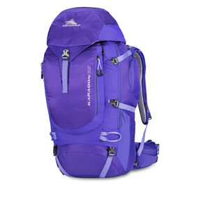 High Sierra Karadon 65 L W S-M in the color Orchid/ Amethyst.