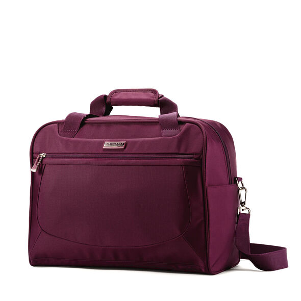 Samsonite Mightlight 2 Boarding Bag in the color Grape Wine.