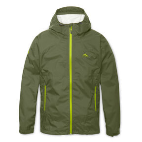 High Sierra Isles Men's Jacket in the color Moss.