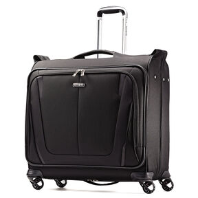 Samsonite Silhouette Sphere 2 Deluxe Voyager Garment Bag in the color Black.