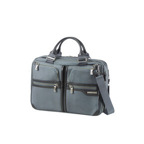 Samsonite GT Supreme Bail Handle 15.6 in the color Grey/Black.