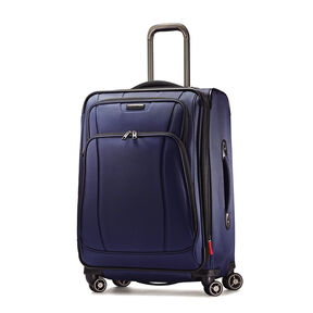 "Samsonite DK3 25"" Spinner in the color Space Blue."