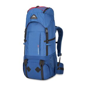 High Sierra Tokopah 45L Pack in the color Pilot/Atlantic/Crimson.