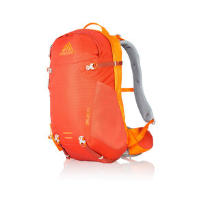 Salvo 24 in the color Burnished Orange.
