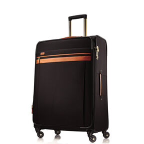 Hartmann Cumberland Long Journey Expandable Spinner in the color Black.