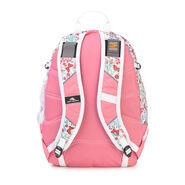 High Sierra Fat Boy Backpack in the color Summer Flight/Pink Lemonade.