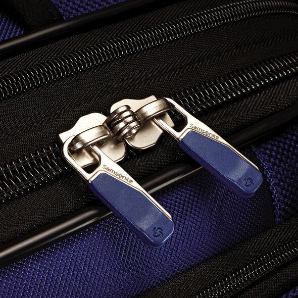 Samsonite SoLyte Wheeled Boarding Bag in the color True Blue.