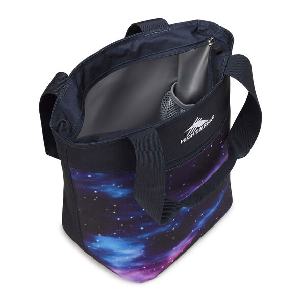High Sierra Lunch Packs Tote in the color Cosmos/Midnight Blue.