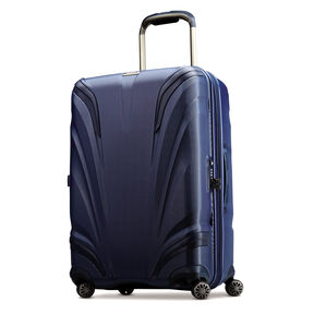 "Samsonite Silhouette XV 26"" Hardside Spinner in the color Twilight Blue."
