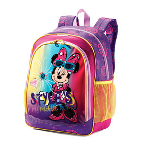 American Tourister Disney Backpack in the color Minnie Mouse.