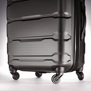 Samsonite Omni PC Spinner Set in the color Black.